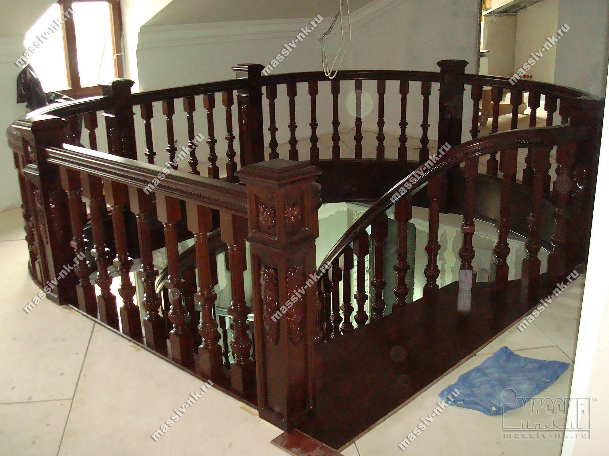Купить кровати двуспальные деревянные в Рязани